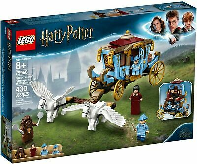 LEGO Harry Potter - Beauxbatons' Carriage: Arrival at Hogwarts (75958)