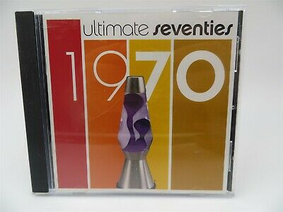 Ultimate Seventies ♫ 1970 ♫ Various Artists ♫ 21 Tracks of Great Classic Rock CD