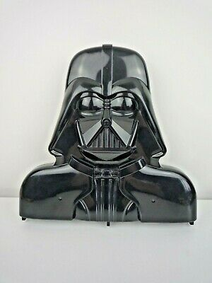 Star Wars Darth Vader Head Collectors Carry Case For Cars Or Figures