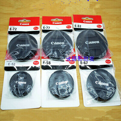 1 PCS New Front Lens Cap 77mm For CANON