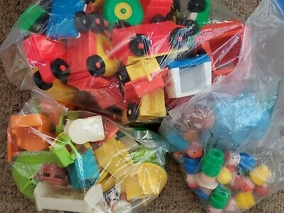 Fisher Price Little People Figures Furniture Vehicles YOU CHOOSE