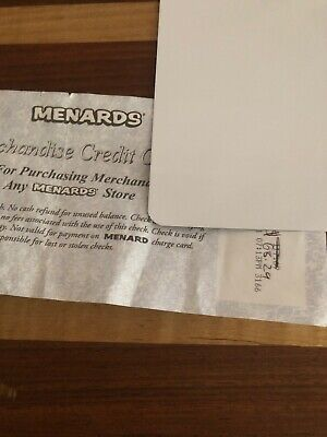 Menards Gift Card 11 Rebate - Gift Ideas