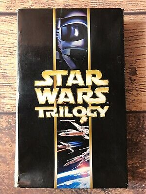 1997,Star Wars Trilogy Special Edition on VCD (2000) Malaysian Import Rare!!!