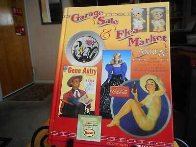 GARAGE SALE & FLEA MARKET ANNUAL 5th EDITION 1997 HARDBACK BOOK 463 PAGES