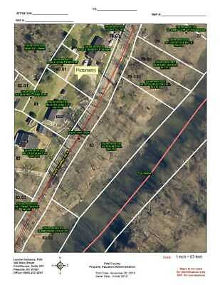 Riverfront 9 Acre Lot on the Tug Fork River in South Williamson, Kentucky