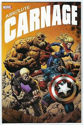Absolute Carnage # 2 Hotz Variant NM Marvel Pre Sale Ships Aug 28th