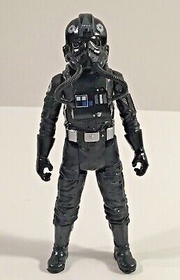 Star Wars Imperial TIE Fighter Pilot figure loose 2018 Solo Force link 3.75""