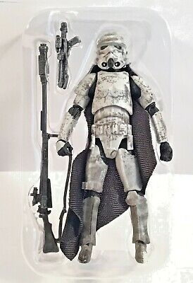 Star Wars Vintage Collection Mimban Stormtrooper figure loose 2018 3.75 TVC Solo
