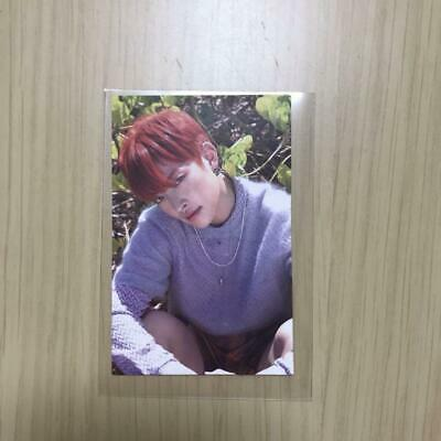 ATEEZ HONGJOONG photocard trading card  TREASURE EP.3 official wave mmt