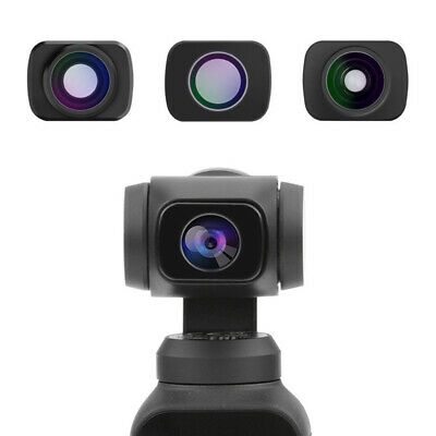 1pc Magnetic Wide-Angle Camera Lens For DJI OSMO Pocket Handheld Gimbal Access