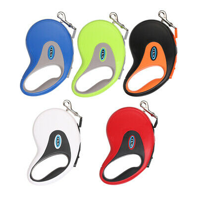 Belt Extending Lead  Retractable Dogs Leash Dog Leads Cord Tape Traction Rope