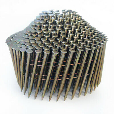 Tacwise Conical (Dome) Coil Nails 22-50mm Galvanised Ring