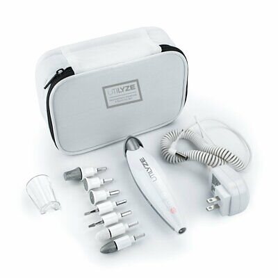 10-in-1 Electric Manicure Pedicure Nail Repair Professional Care Kit Set