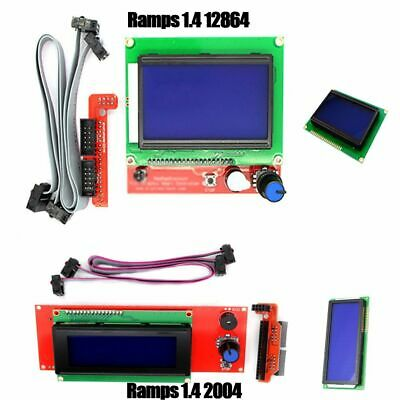 Electronic Reprap Extended Parts RAMPS Graphic Smart Controller LCD Module