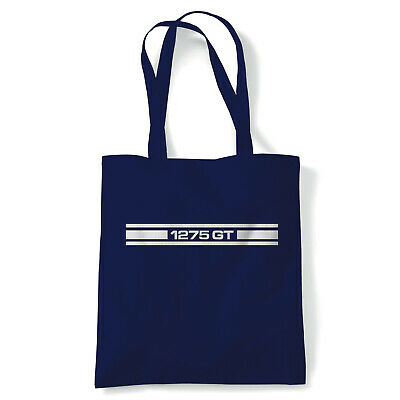 1275 GT Stripes, Classic Mini Clubman A-Series Tote - Reusable Shopping Bag Gift