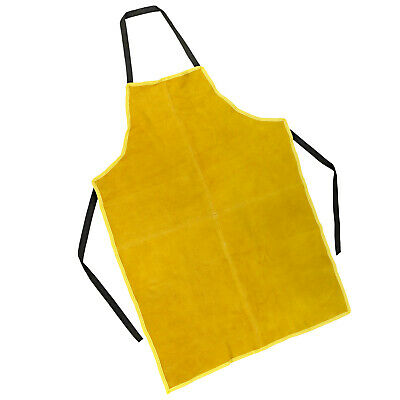 Welding Apron Heat Insulation Cow Leather cowhide Welder Protection Carpenter