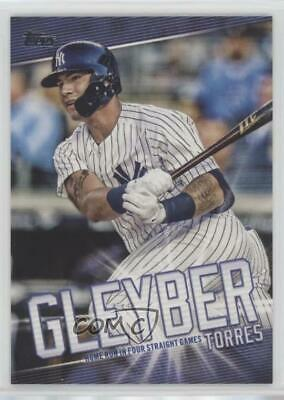 2019 Topps Target Star Player Highlights #GT-16 Gleyber Torres New York Yankees