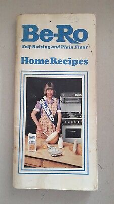 Be-Ro Self-Raising & Plain Flour Home Recipes (34th Edition), , Good Condition B