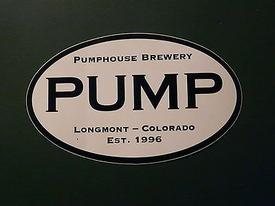 Pump House Brewery Longmont Co Navy Blue S S Large 12 00