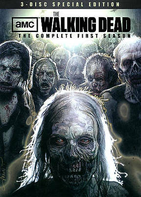 The Walking Dead: The Complete First Season (3-Disc Special Edition) DVD, Andrew