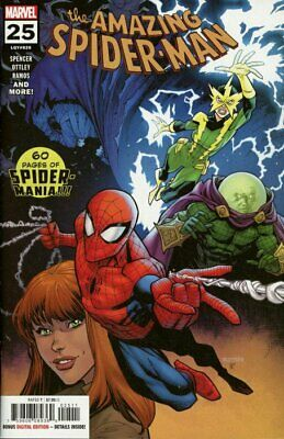 The Amazing Spider-Man #25 2019 MARVEL Comics Legacy #826 Main Cover NM