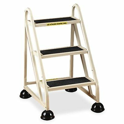 Cramer High-tensile Three-step Aluminum Ladder - 3 Step - 300 Lb Load Capacity -
