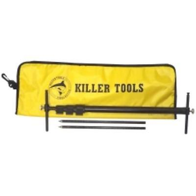 Killer Tools ART90MINI Mini Squaring Tram Gauge, Telescoping Tram Gauge