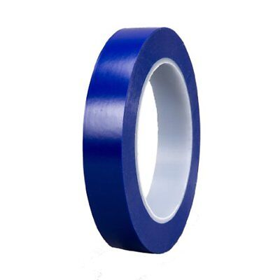 "3m 06408 Scotch Plastic Tape 471, Blue, 1/2"" X 36 Yds."