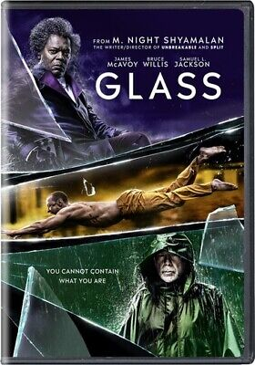 Glass (DVD,2019)