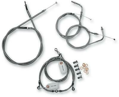 Baron Stainless Cable and Line Kit BA-8022KT-12