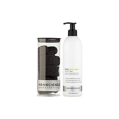 MenScience Androceuticals Daily Body Kit