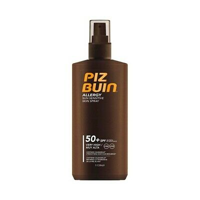 S0567975 140301 Lotion Solaire Allergy Piz Buin Spf 50+ (200 ml)