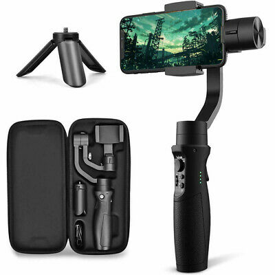 Hohem iSteady Mobile 3-Axis Handheld Gimbal Stabilizer for Smartphone Vlog Live