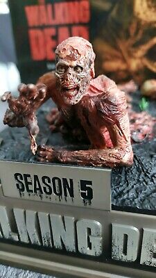 EDITION ULTIME / COLLECTOR The Walking Dead saison 5 comme NEUVE Blu-ray