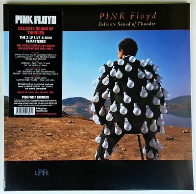 PINK FLOYD DELICATE SOUND OF THUNDER 2LP 180g SEALED