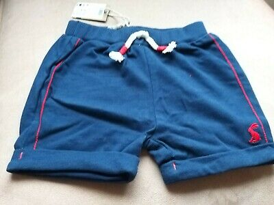 Joules Baby Infant Toddler Boys Huey Shorts Bright Red Woven Cotton
