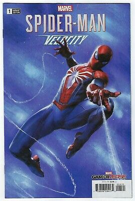 Spider-Man Velocity # 1 of 5 Dell Otto Variant Cover Marvel Ships Aug 28th