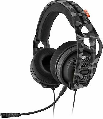 Plantronics RIG 400HX Stereo Gaming Headset with Mic for XBOX One, Urban Camo