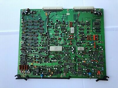 "Sony Bvh-3000 Broadcasting 1"" Video Reel To Reel Electronic Board Vo-16"