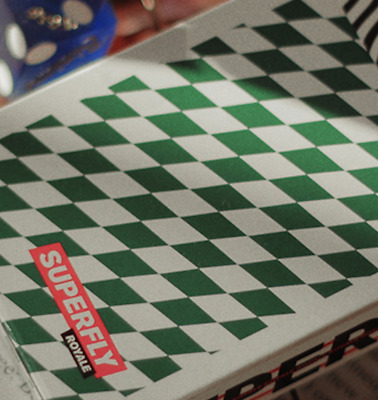 Superfly Royale Playing Cards by Gemini - LIMITED
