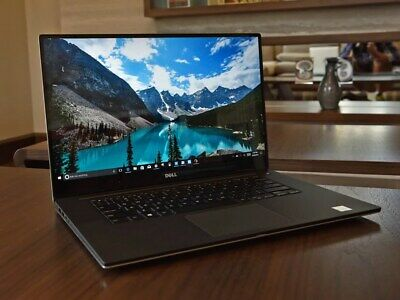DELL XPS 15 9560 Notebook - Intel i7 - 2 80GHz, 16GB RAM