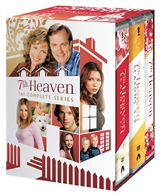 7Th Heaven: The Complete Se...-7Th Heaven: The Complete Series (61Pc) /  Dvd New