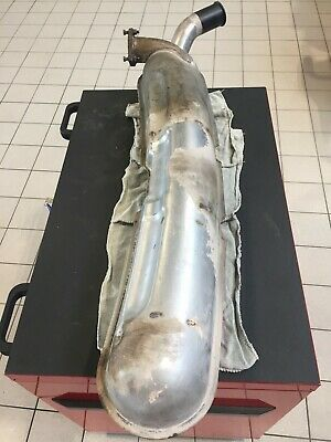 FOR SALE EXHAUST PORSCHE 911 G-serie