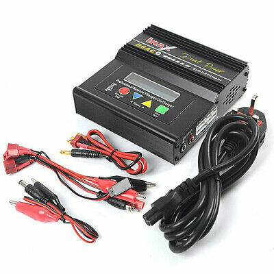 Dual Power iMAX B6AC LCD Digital RC Li-Po Multi-Function Battery Balance Charger