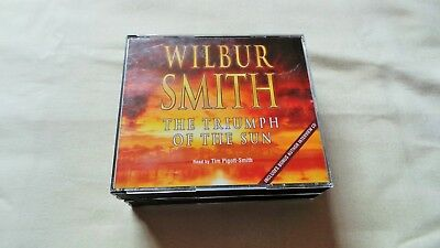 Wilbur Smith The Triumph Of The Sun Cd Audiobook