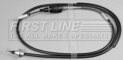 LDV CONVOY 2.5D Clutch Cable 96 to 97 FirstLine CER1406 Top Quality Replacement