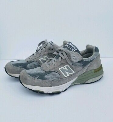 online store 9d150 933f5 NEW BALANCE HERATIGE 993 Womens 6.5 Made In USA WR993GL Grey Suede