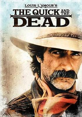 The Quick and the Dead (DVD, 2010) Brand New Sam Elliot