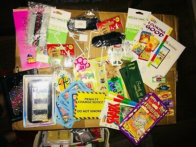 Job Lot Of Brand New Mixed Items Carboot Sale Ebay Items Phone Cases Stationery