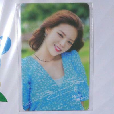 TWICE Twaii's Shop POPUP STORE JEONGYEON official transparent photocard